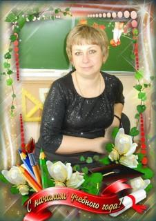 Елена Владимировна Елфимова