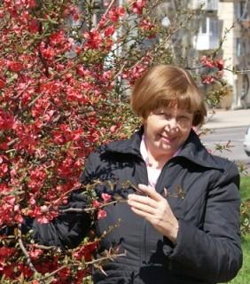 Вера Парфентьева