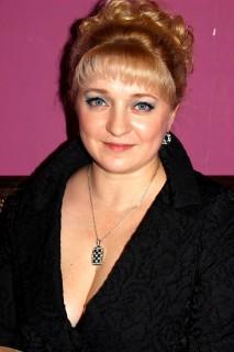 Ирина Бажина