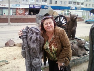 Ирина Пырьева