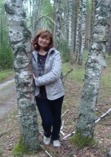 Антонина Железцова