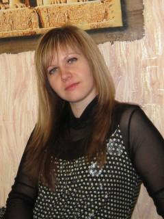 Светлана Иванцова