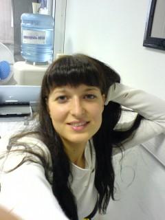 Ольга Зябрева