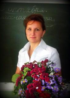 Скрипачева Ольга