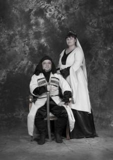 Юлия и Михаэль Деспоташвили