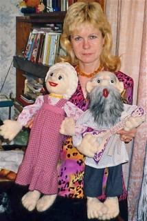 Вера Скакунова