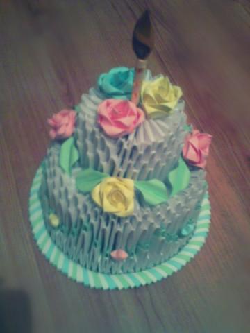 как приготовить торт на день рождение