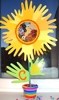 Букеты для дружбы аппликация, опис букет из хризантемы фото