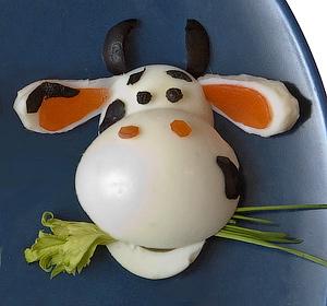 Коровки к новогоднему столу