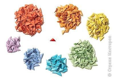 модульный конструктор оригами