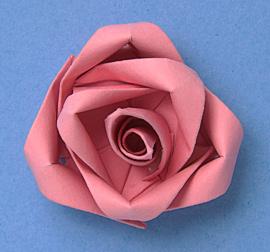 Торт - модульное оригами