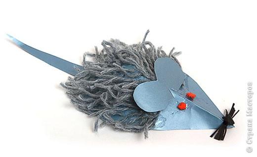 Мохнатая мышь