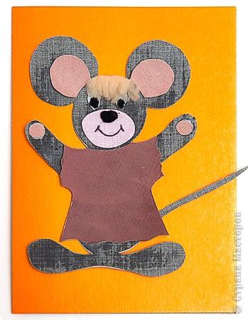 Мышка в платье 3