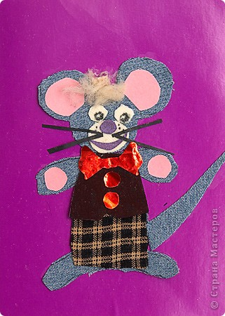 Шотландская мышь