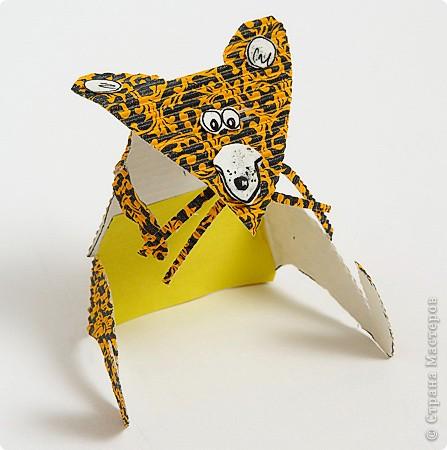 Леопардовый мышонок
