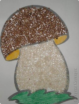 Поделки для детского сада на тему грибы 67