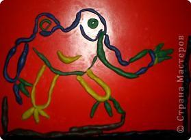 Рисунки пластилиновыми жгутиками фото 8