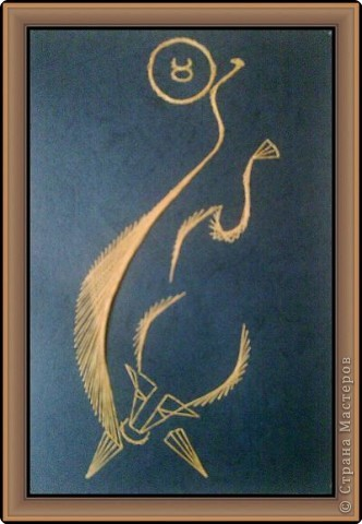 Изонить: Знаки зодиака - 7,8 фото 1