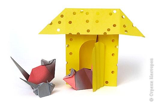 Сырный домик