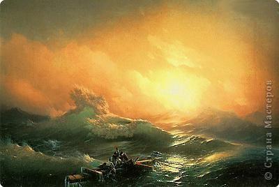 Айвазовский и тайны морских глубин