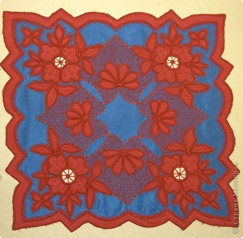 Вышивка: Машинная вышивка фото 8