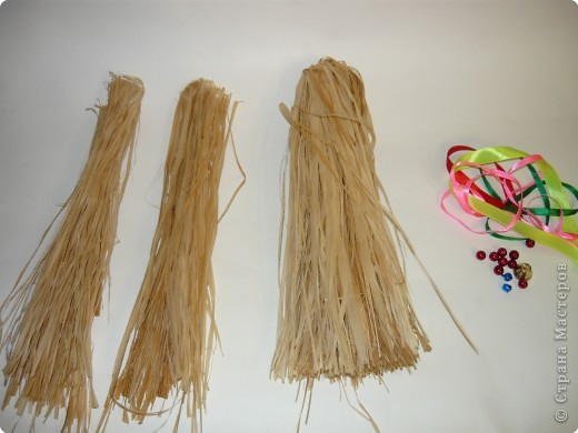 """Плетение: народная кукла """"Коза"""" фото 3"""