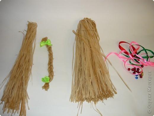 """Плетение: народная кукла """"Коза"""" фото 4"""