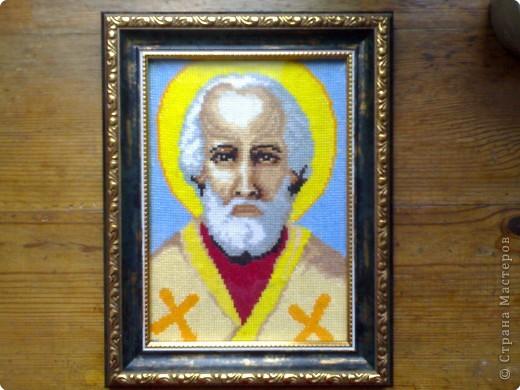 вышивка крестом иконы: