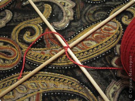 Мастер-класс Поделка изделие Плетение Радужная мандала Пряжа фото 4
