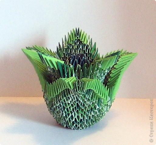 Модульное оригами - по мотивам сказов