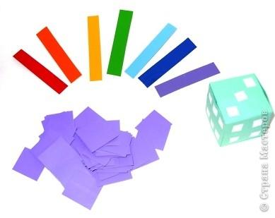 "Аппликация, Бумагопластика, Оригами: Настенная игра ""Буратино в Стране пластиковых карт"" фото 9"