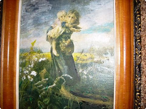 """В 1872 году Константин Егорович Маковский (русский художник) написал картину """"Дети, бегущие от грозы"""". На картине зарисовка природы перед грозой, изображение внешности сельских ребятишек и четко переданы эмоции и чувства детей. фото 9"""