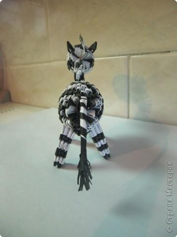 Попробовала сделать зебру. фото 3