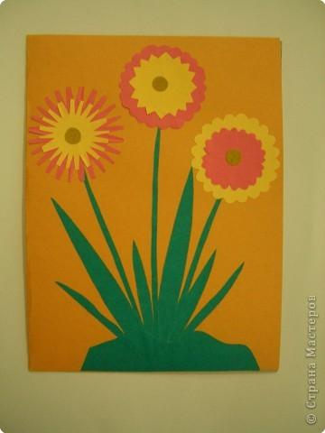 Аппликация, Оригами, Плетение: Открытки. фото 2