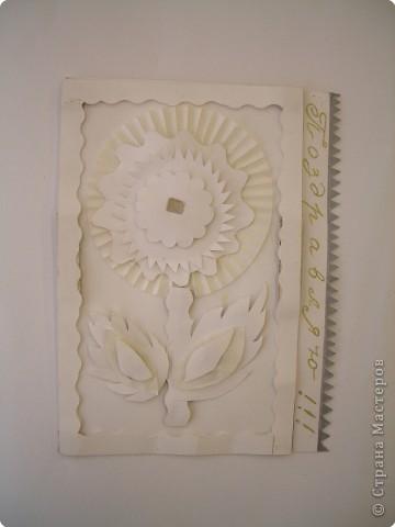 Аппликация, Оригами, Плетение: Открытки. фото 8