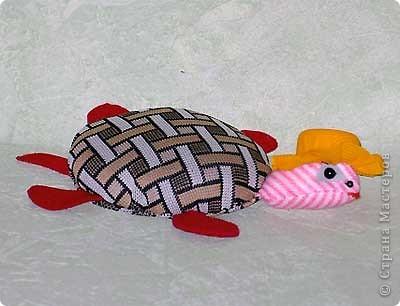 Шитьё: Черепашка