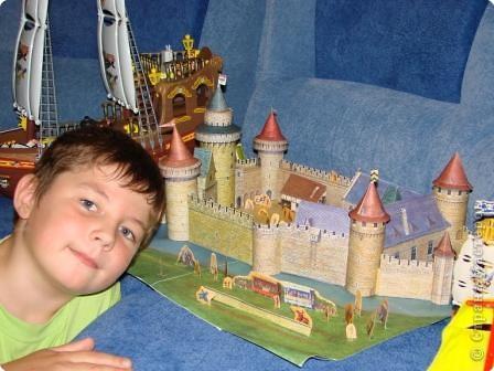 Конструктор: Дом и замок. фото 1