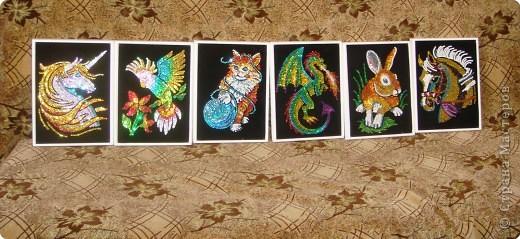Картины из пайеток фото 8