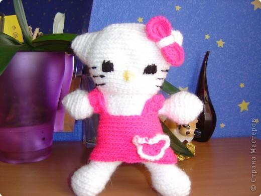 Вязание крючком: Кити