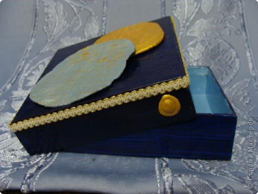 Подарочная коробочка фото 1