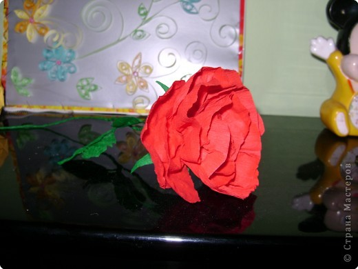 Кусудама, Моделирование: Пион или роза? фото 1