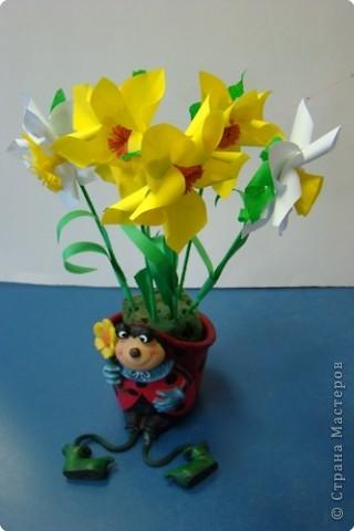 Моделирование: Весенний букет