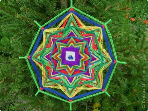 Плетение: Ещё одна мандала