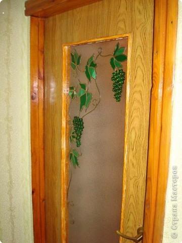 витраж в дверь фото 2