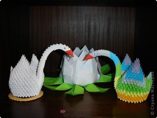 Оригами модульное: Вариации на тему...