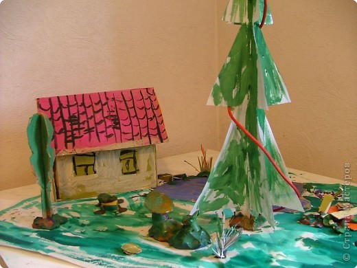 Домик в деревне (дача) фото 1