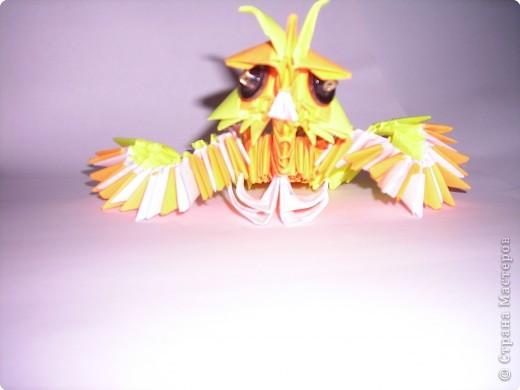Оригами модульное: Вперёд порадуге друзья фото 1