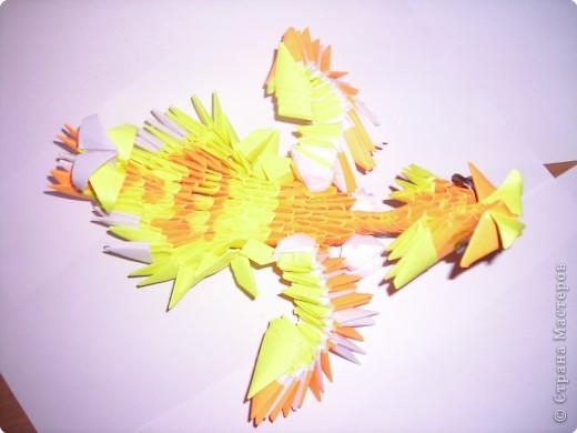 Оригами модульное: Вперёд порадуге друзья фото 3