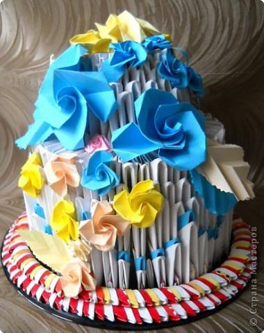 Мой тортик по Вашему рецепту. Спасибо, Татяна Николаевна!