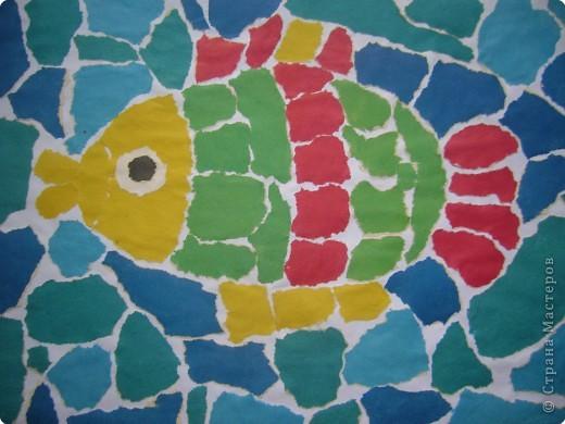Мозаика: Рыбка